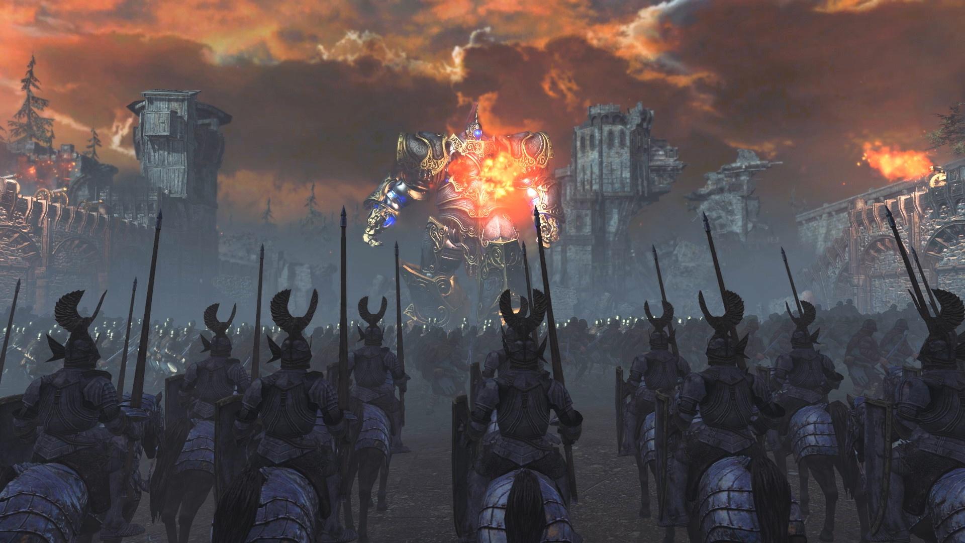 В Kingdom Under Fire2 появился первый рейд на16 игроков