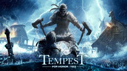 Сезон Tempest в For Honor стартует9 сентября