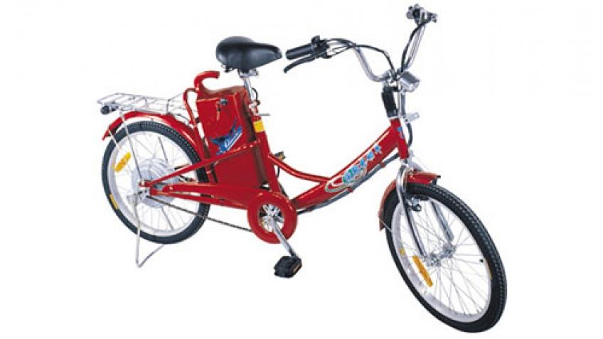 Велосипед поможет в зарядке аккумуляторов