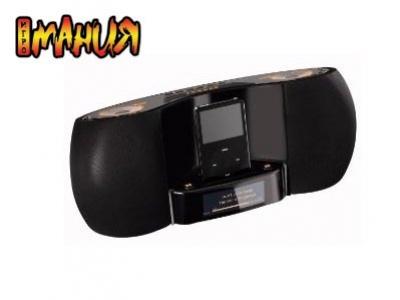 Hi-Fi док-станция для iPod