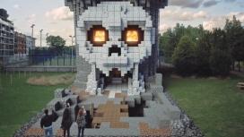 Minecraft Earth пришла в Россию