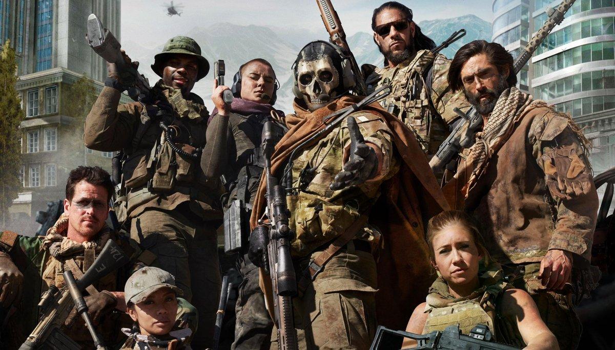 Число игроков Call of Duty: Warzone превысило 100 миллионов