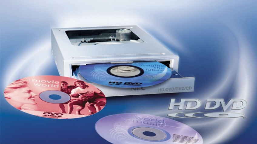 HD DVD плеер Toshiba за 5000 руб.