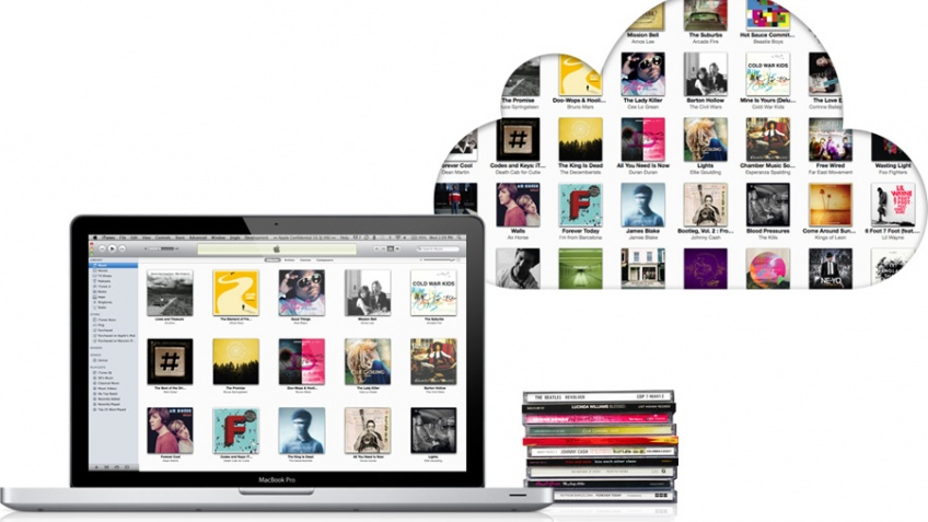 WWDC 2011: облачные сервисы Apple iCloud