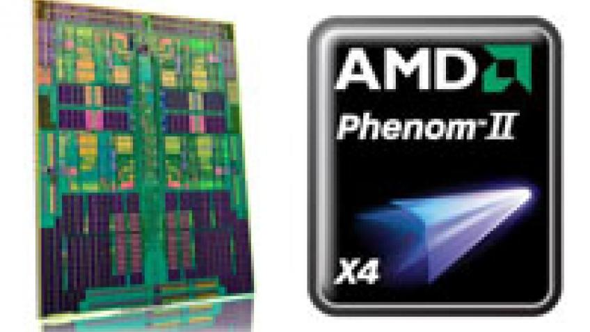 AMD готовит релиз мобильных версий Phenom II