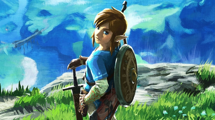 Почему в The Legend of Zelda: Breath of the Wild нет крупных подземелий?