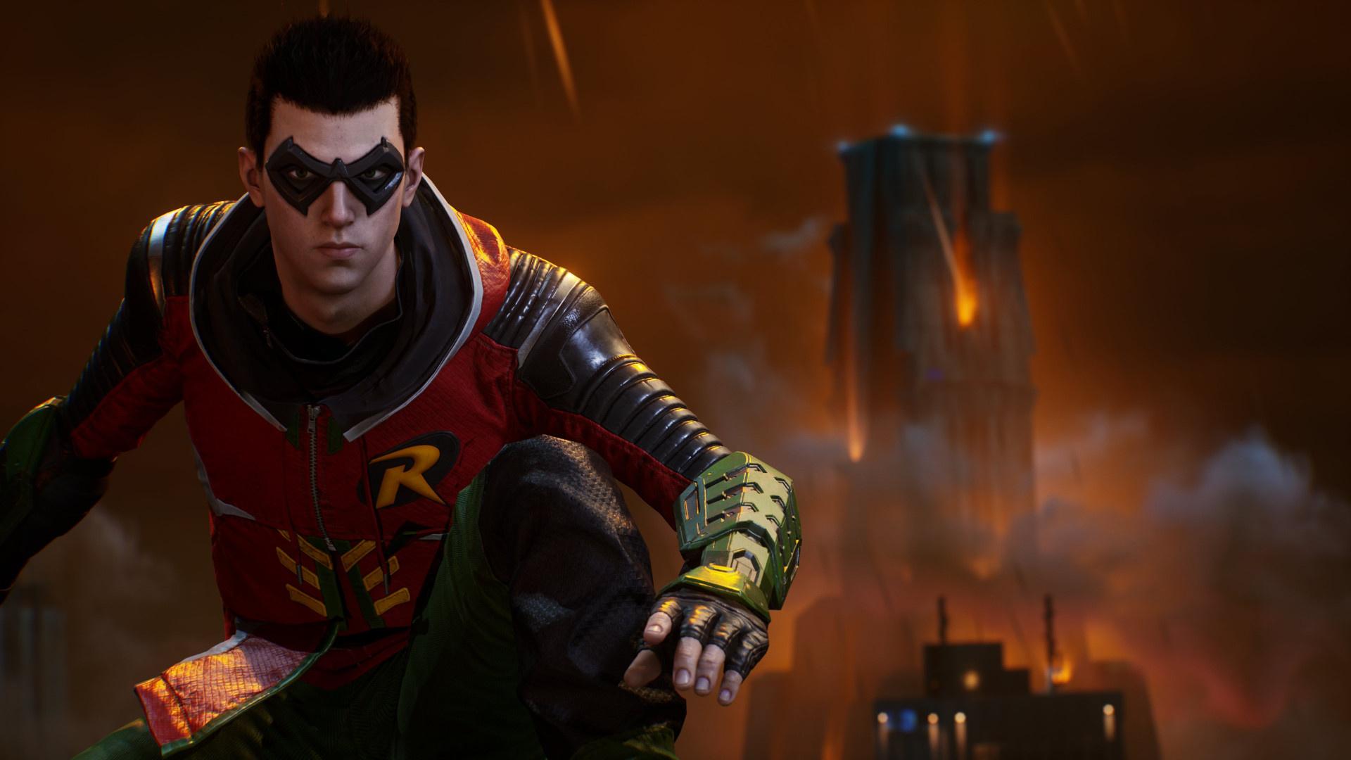 Боевую систему Gotham Knights полностью переделали ради кооператива