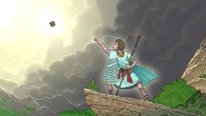 Приключенческую головоломку 13:Origin отправляют на Kickstarter