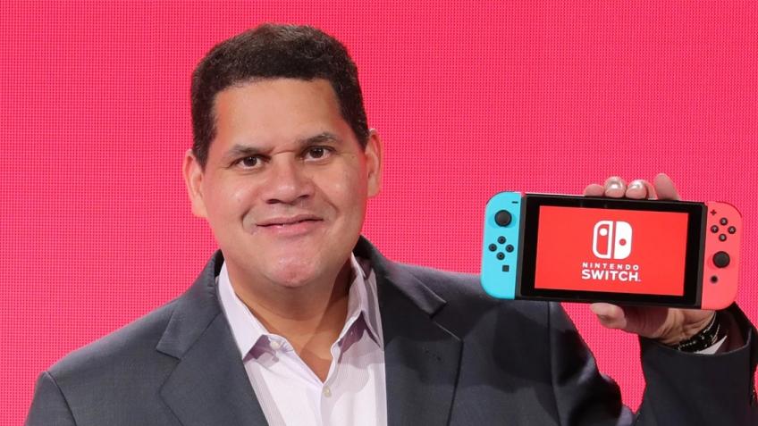 Реджи Фис-Эме уходит из Nintendo на пенсию