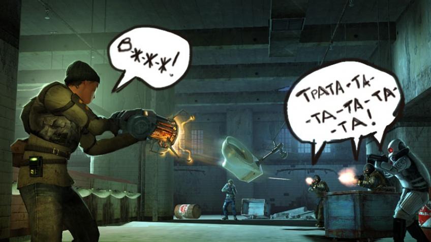 Живое звучание Half-Life2
