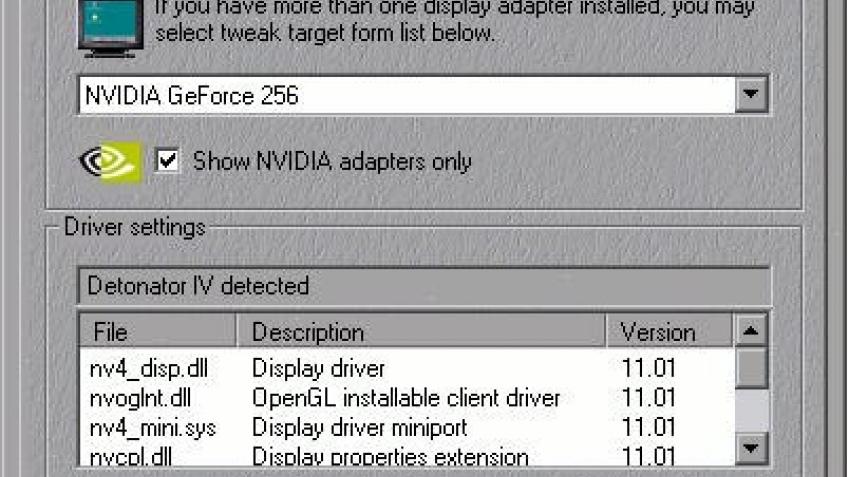 RivaTuner 2.0 RC 10.2