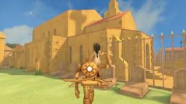 В The Girl and the Robot нужно помочь маленькой девочке сбежать из замка королевы