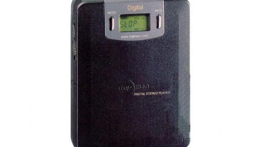 MP3-плееру 10 лет!