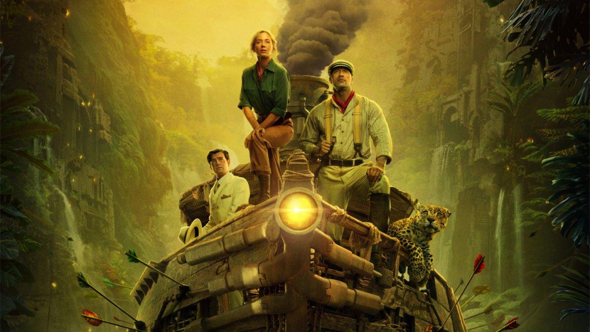 Появился новый трейлер «Круиза по джунглям» от Disney