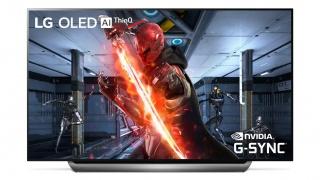 LG представила игровые телевизоры OLED с технологией G-Sync Compatibility