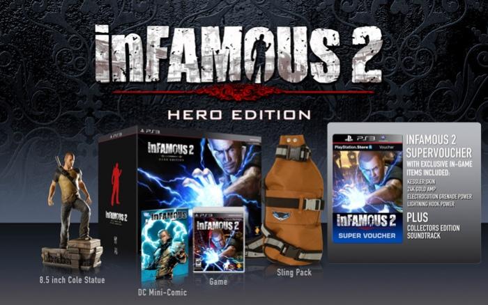 Героический inFamous2