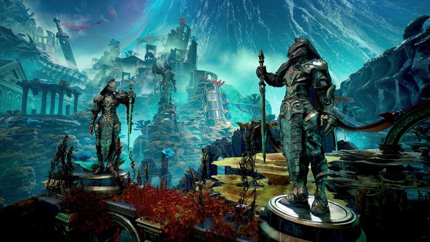 «Головы не поднимаем»: авторы Godfall пообещали игре будущее