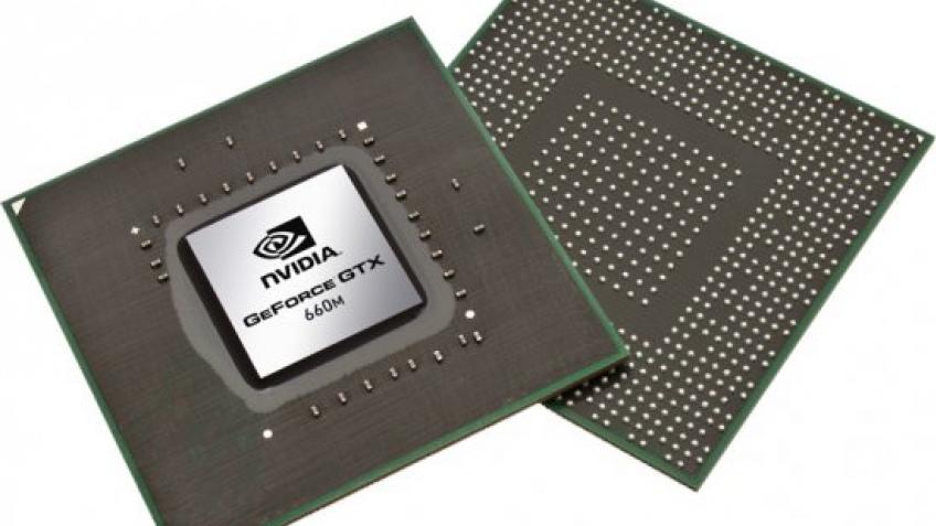 NVIDIA представила линейку GeForce 600М для ноутбуков