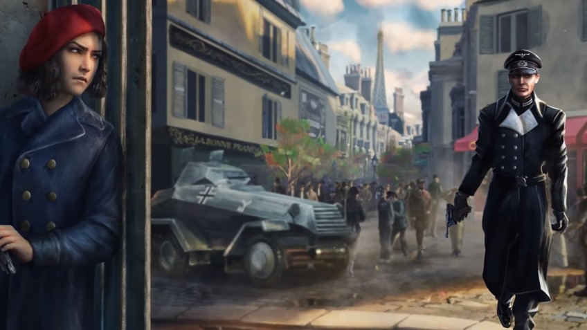 Дополнение La Résistance к стратегии Hearts of Iron IV получает отличные отзывы