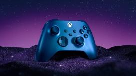 У геймпада Xbox Series появится ещё один новый цвет — аква-синий