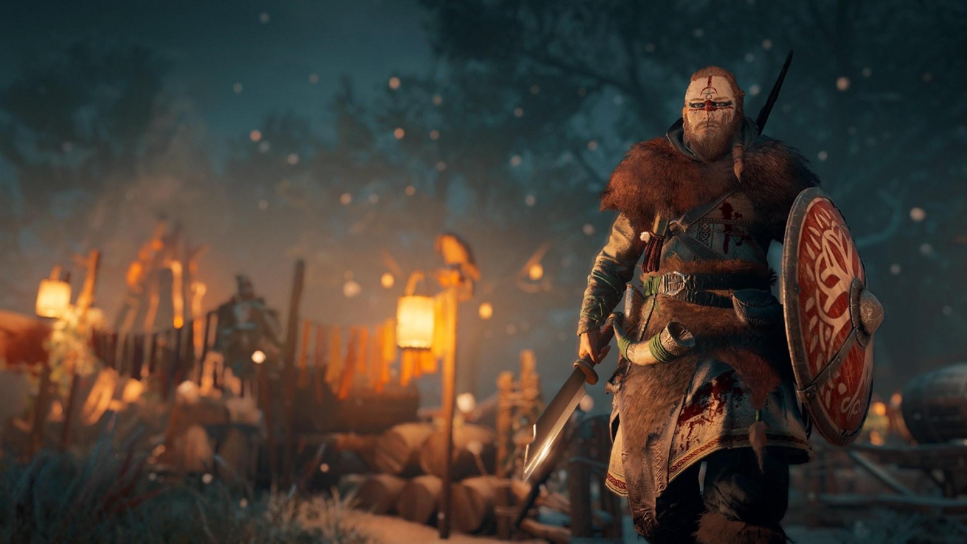 Трансмогрификацию планируют добавить в Assassin's Creed Valhalla