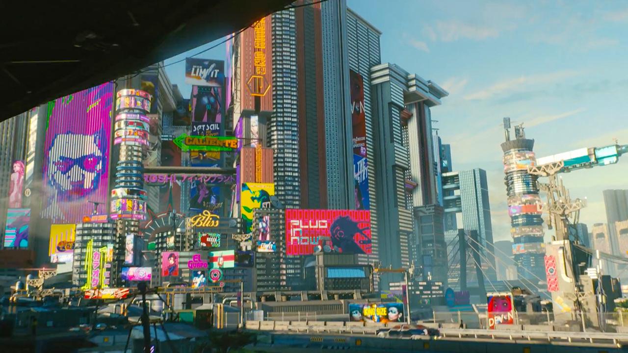В Cyberpunk 2077 внутриигровое ТВ можно будет смотреть где угодно
