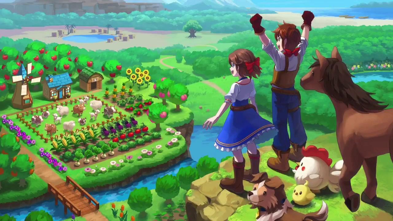 Западный релиз Harvest Moon: One World отложили