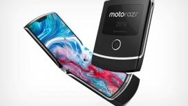 Стало известно, когда представят Motorola RAZR 2019