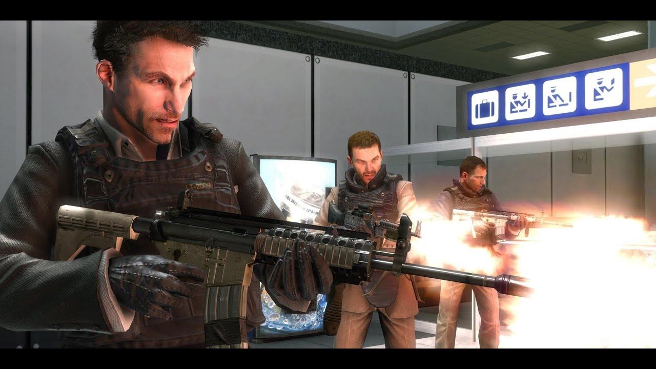 «Убей всех русских»: ремастер Modern Warfare2 исправил японскую локализацию
