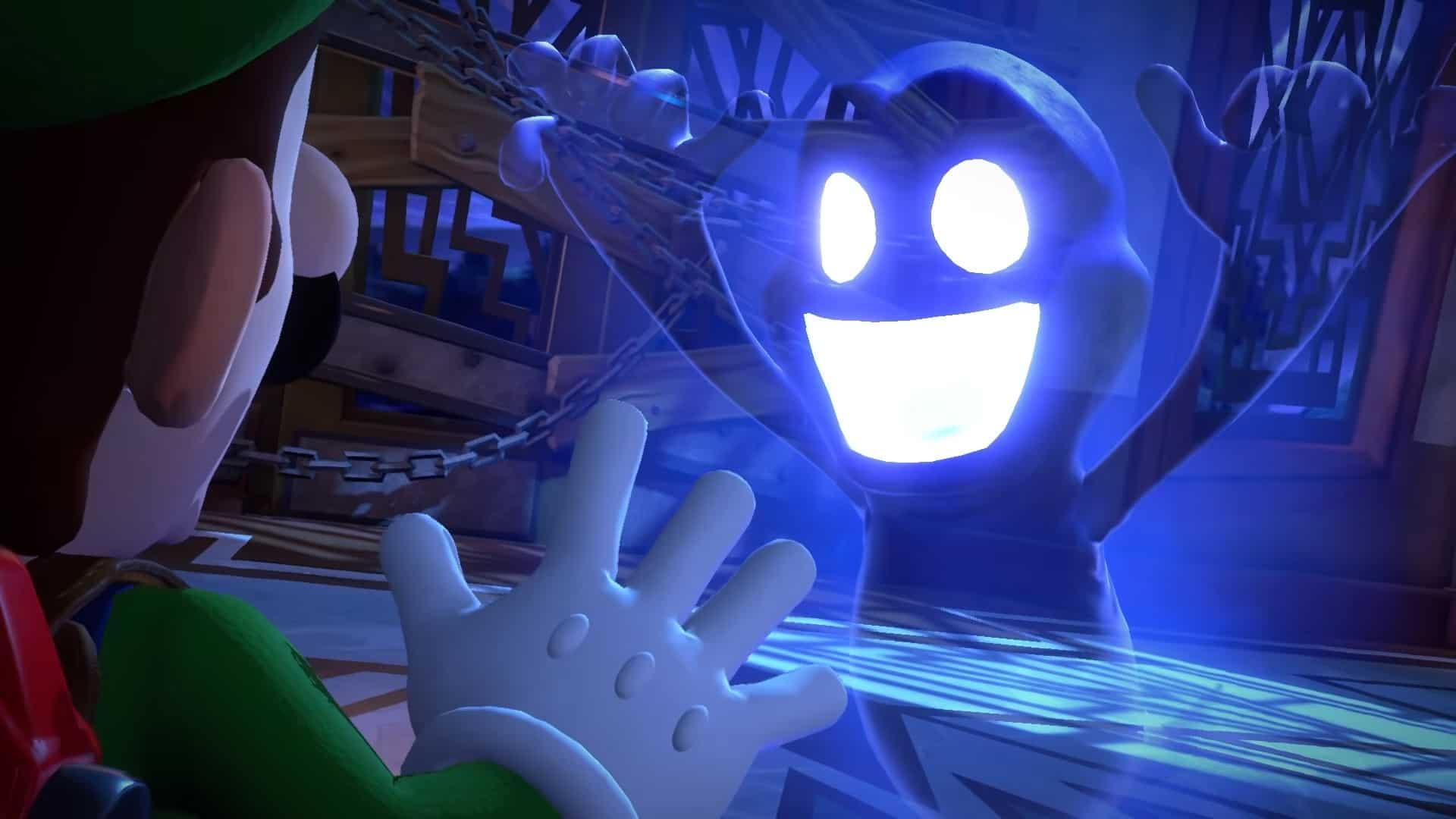 Авторы Luigi's Mansion3 показали мультиплеерный режим ScreamPark