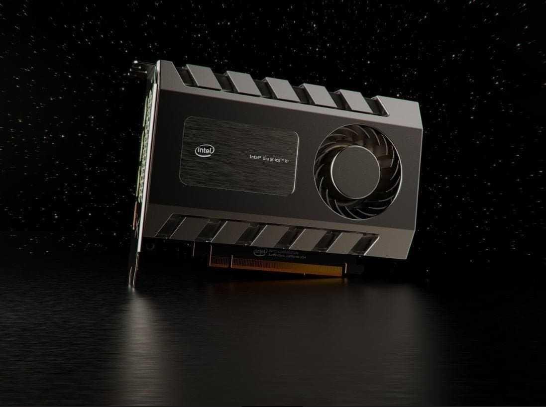 Официально: видеокарты Intel Xe получат аппаратную поддержку трассировки лучей
