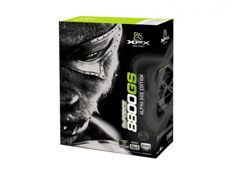 XFX прокачала GeForce 8800 GS