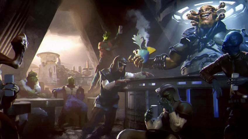 Вышел геймплейный тизер Star Wars: Tales from the Galaxy's Edge для  Oculus Quest