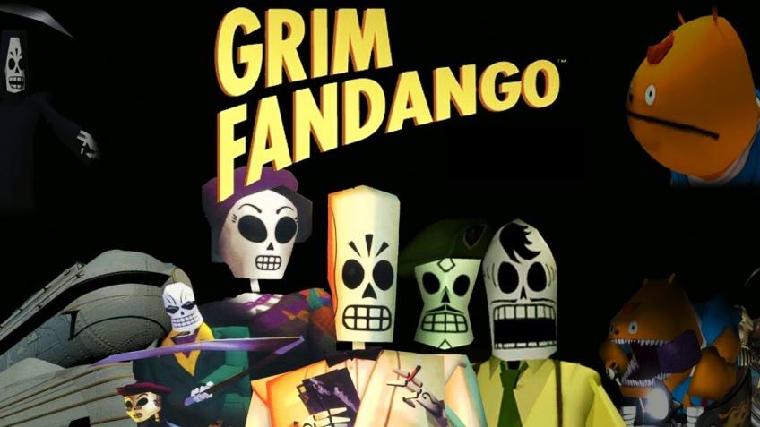 Разработчики сообщили новые подробности о ремейке Grim Fandango