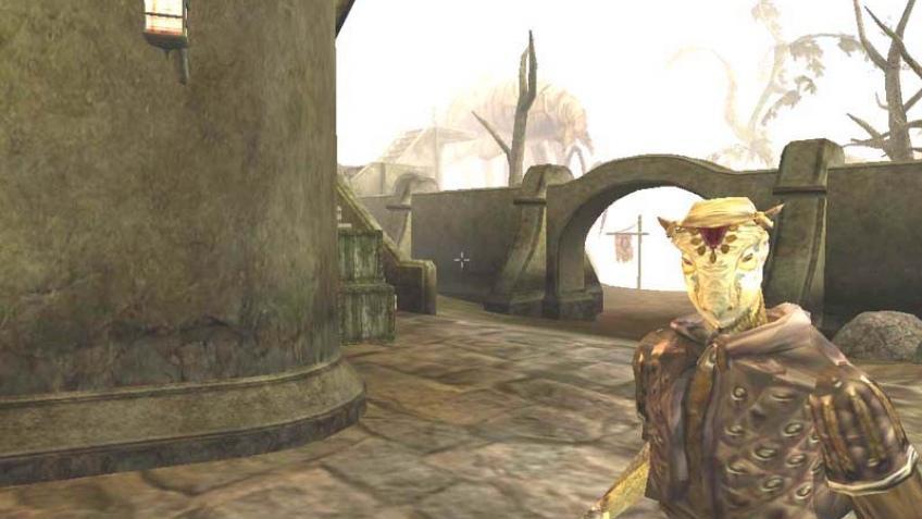 Morrowind: новое видео