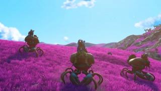 В релизном трейлере No Man's Sky Beyond игроки катаются на животных