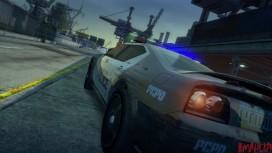 Полиция в Burnout Paradise