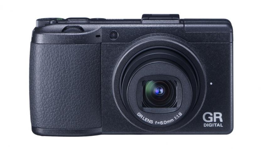 Новая камера Ricoh