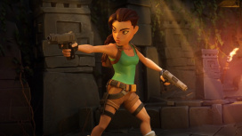 Анонсирована новая мобильная игра про Лару Крофт — Tomb Raider Reloaded