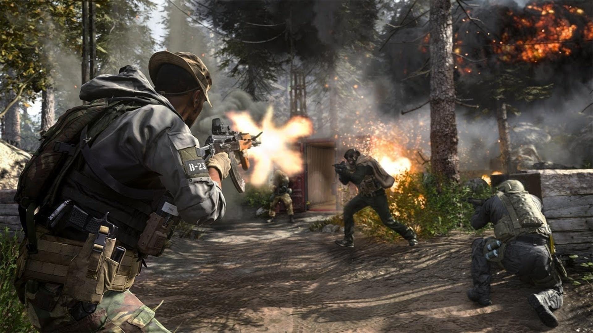 Авторы Modern Warfare приняли дополнительные меры по борьбе с читерами