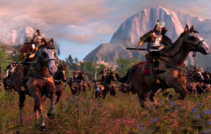 Total War: Shogun2 — самураи против пулеметов