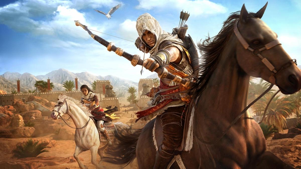 Assassin's Creed: Origins и «Игра престолов» получили награды за визуальные эффекты