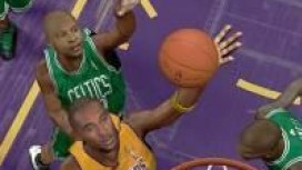 NBA 2K9: баскетболисты на РС