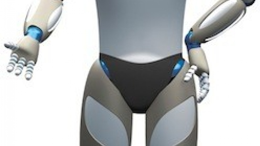 Французский робот Romeo поможет престарелым