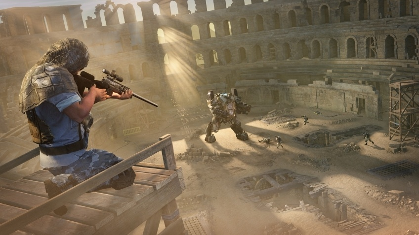 Mail.ru Group анонсировала Warface Mobile — новый шутер для iOS и Android