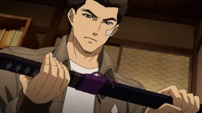 Представлен первый трейлер аниме-адаптации Shenmue