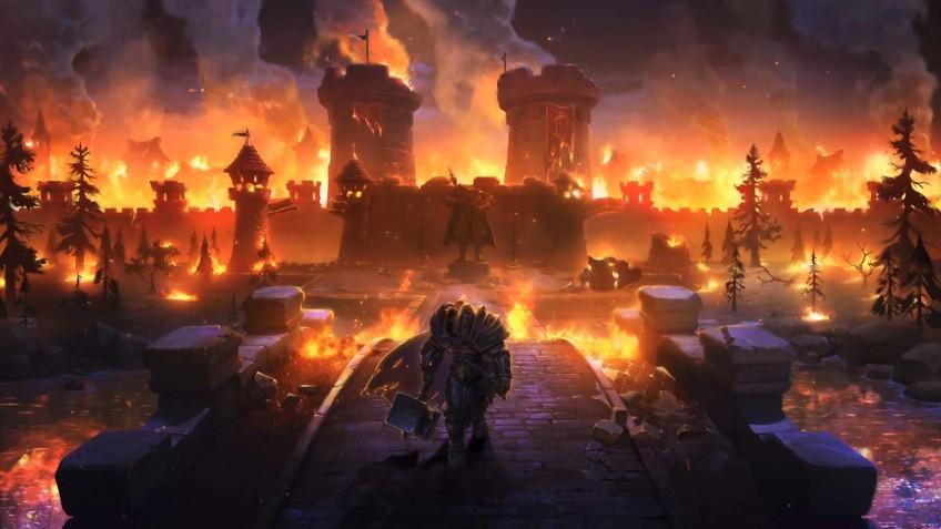 Warcraft III Reforged: скандалы с банами на форуме, ложная реклама и аутсорс разработки
