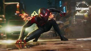 EW показала свежий скриншот «Человека-паука: Майлз Моралес»