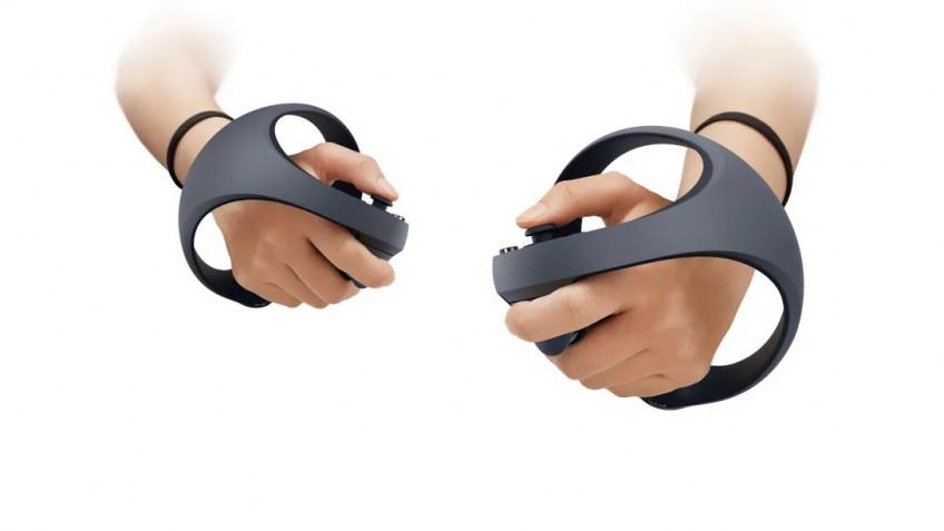 Sony показала контроллеры следующего PlayStation VR для PS5