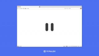 Браузер Vivaldi теперь умеет прекращать всю сетевую активность по нажатию кнопки